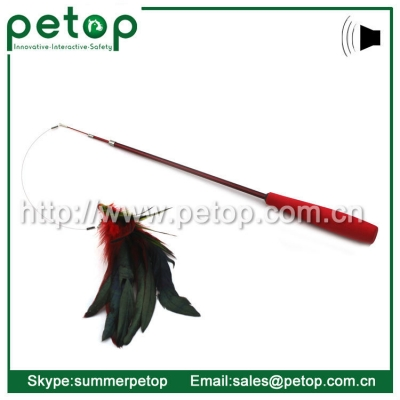 Dongguan Retractable Feather Cat Toy Wholesale